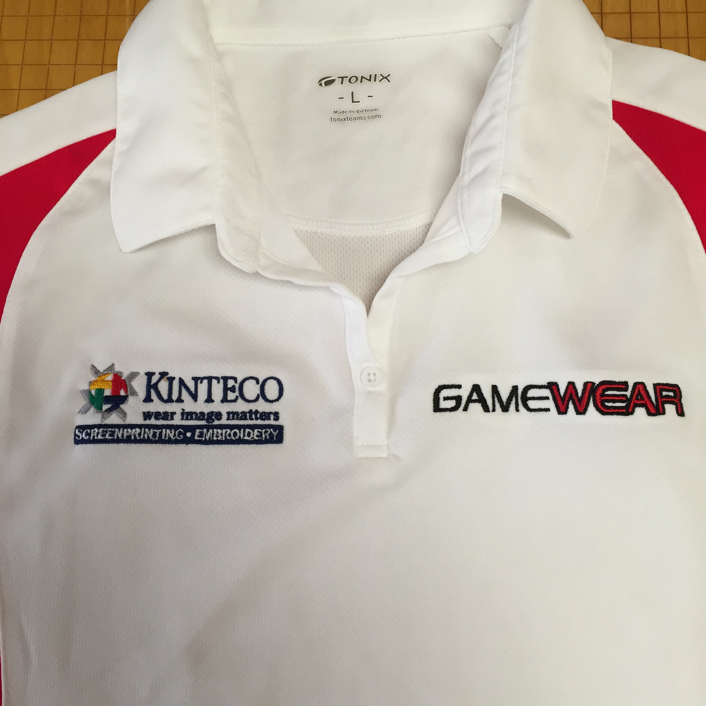 KINTECO-EMBROIDERY